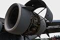 F117-PW-100 Turbo Fan Engine of C-17A Globemaster III - ILA 2014 - Berlin 24.05.2014 (15858300956).jpg