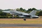 F18 Hornet - RIAT 2018 (43224083550).jpg