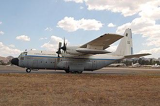 Honduran Air Force - A Honduran C-130A
