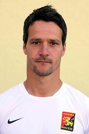 Oliver Lederer - Image: FC Admira Wacker Mödling (2013) Oliver Lederer (01)