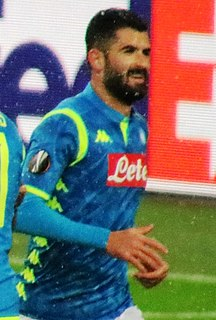 Elseid Hysaj Albanian association football player