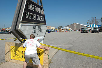English: Gulfport, Miss., September 7, 2005 --...