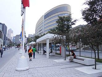 Quartier des spectacles - Image: FIJM 2013 125