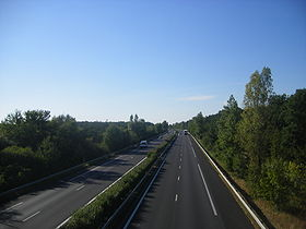 Image illustrative de l'article Autoroute A62 (France)
