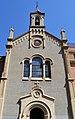 Façana de l'església de la Mare de Déu del Puig, València.JPG