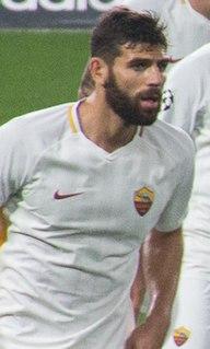 Federico Fazio footballer from Argentina
