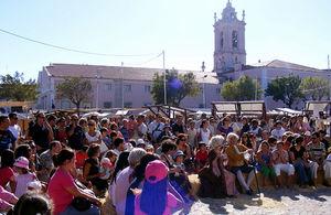 Queluz (Sintra) - 17th century fair in the shadow of the Queluz National Palace