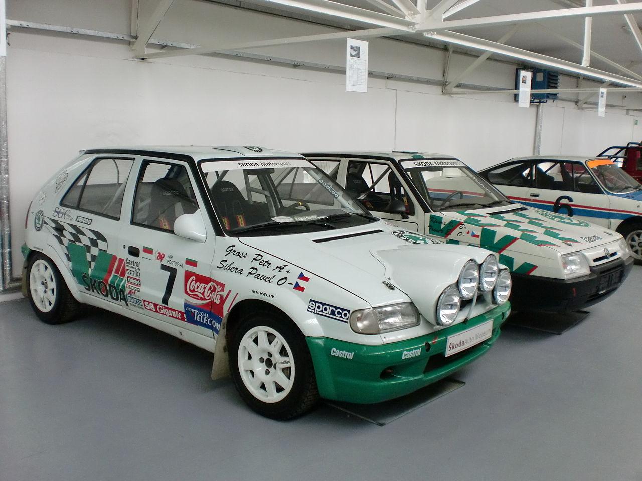Znalezione obrazy dla zapytania skoda felicia kit car