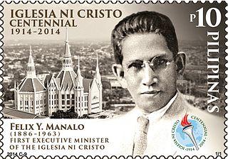 Felix Manalo Filipino Christian minister