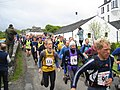 Fell runners at the start of the 2006 Isle of Jura Fell Race - geograph.org.uk - 1451056.jpg