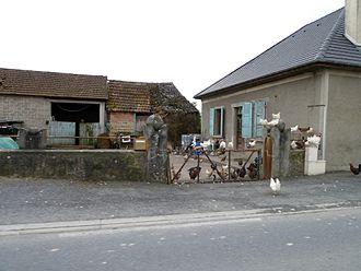 Auriac, Pyrénées-Atlantiques - An Auriac Farmhouse