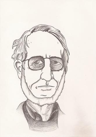 Fernando Krahn - Portrait of Fernando Krahn