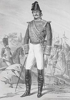 Valentín Ferraz y Barrau Mayor of Madrid and fought in Peninsular War