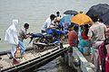Ferry Service Across River Matla - Godkhali Ghat - South 24 Parganas 2016-07-10 5011.JPG