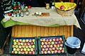 Festiwal Dobrego Smaku 2014, Poznan (polish apples).JPG