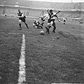 Feyenoord tegen DOS 4-3, Coen Moulijn in actie, Bestanddeelnr 911-8211.jpg