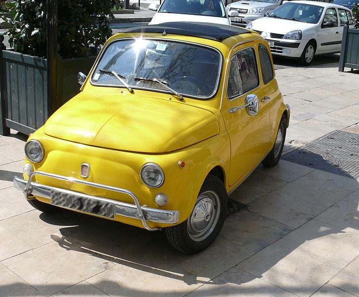 Les 60 ans de la Fiat 500. - Actualité auto