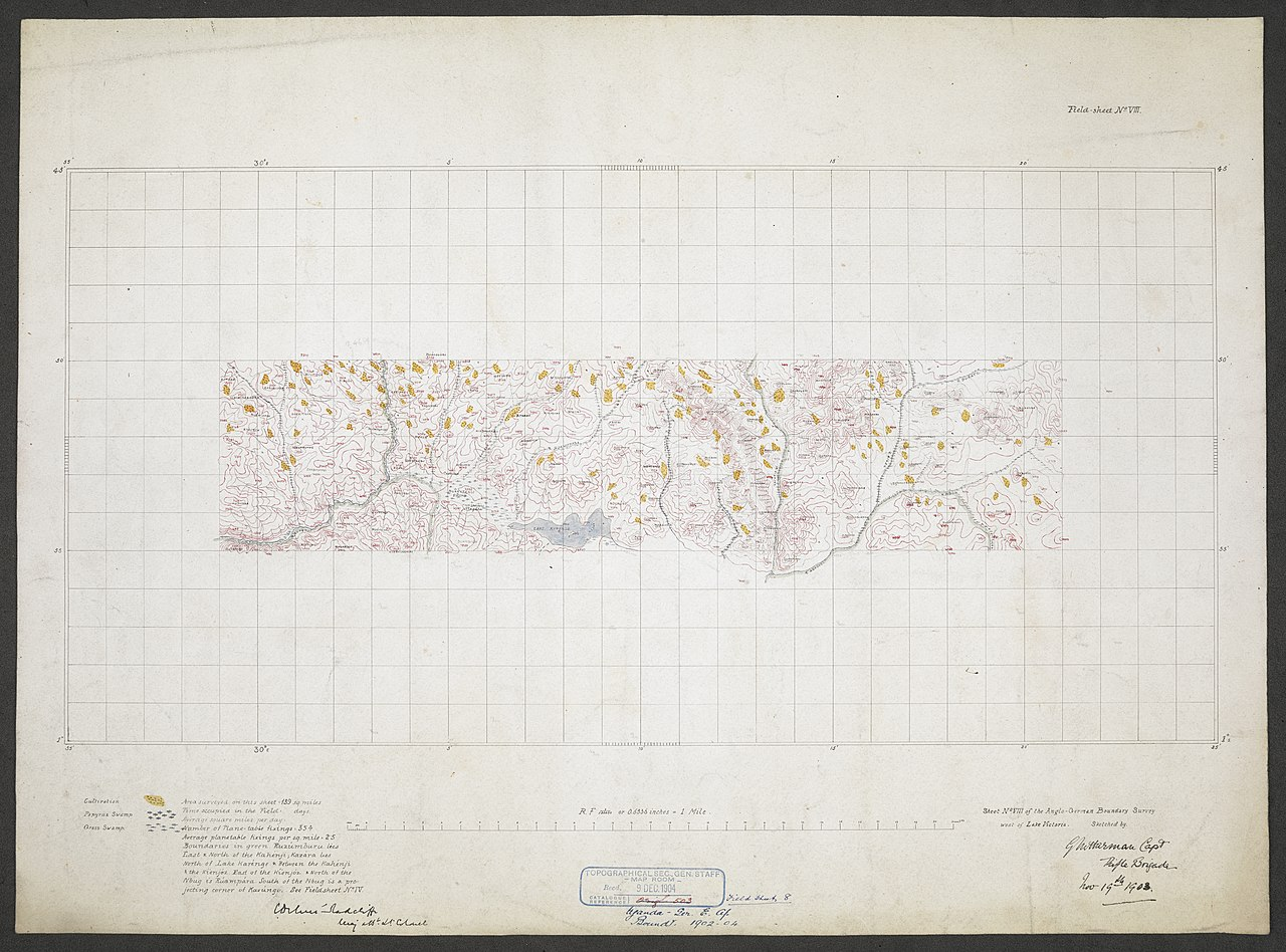 File:Field Sheets - War Office ledger. (WOOS-18-1-8).jpg ...