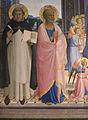 Fiesole, s. domenico, int., pala di fiesole dell'angelico 02.JPG