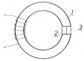 Figura 5. Qarku magnetik i përbërë me degë paralele.png
