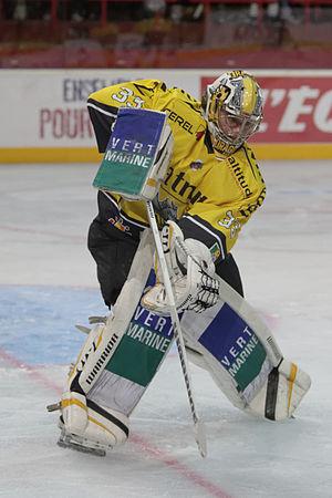Fabrice Lhenry - Image: Finale de la coupe de France de Hockey sur glace 2014 050
