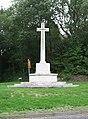 Finchampstead - War Memorial (geograph 2066062).jpg