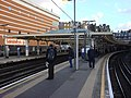 Finchley Road tube station, platforms - geograph.org.uk - 1011948.jpg