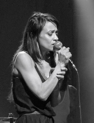 Fiona Apple - Apple performing in New York City, 2012
