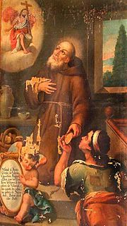 Crispin of Viterbo Italian Capuchin