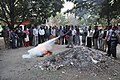 Fire Extinguisher Demonstration - NCSM - Kolkata 2018-01-04 7346.JPG