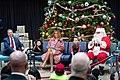 First Lady Melania Trump Visits Children's National Hospital (32440577088).jpg