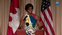 File:First Lady Michelle Obama Gives Remarks at a Peace Corps Training.webm