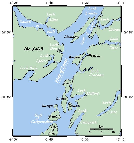 FirthofLornmap
