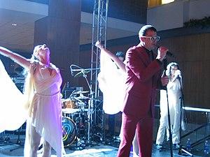Fischerspooner - Fischerspooner in concert, 2005