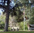 Flag Pole, Prospect Park, Redlands, CA 3-2012 (6833466114).jpg