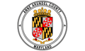 Flag of Anne Arundel County, Maryland (1996).png