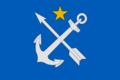 Flag of Strelna (St Petersburg) (2010-04).png