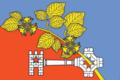 Flag of Villozskoe (Leningrad oblast).png