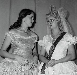 Hanna Maron - Hanna Maron and Orna Porat, 1949