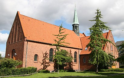 How to get to Flintholm Kirke with public transit - About the place
