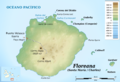 Floreana topographic map-es.png