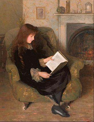 Florence Fuller - Inseparables, circa 1900