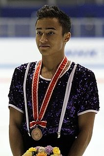 Florent Amodio figure skater