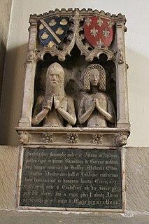 Godfrey de Foljambe English politician