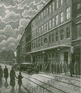 Folketeatret, Copenhagen - Folketeatret