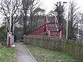 Footbridge at Brampton Station - geograph.org.uk - 1237985.jpg