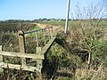 Footbridge over Burton Beck - geograph.org.uk - 77553.jpg