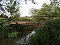 Footbridge over the River Morda - geograph.org.uk - 532756.jpg