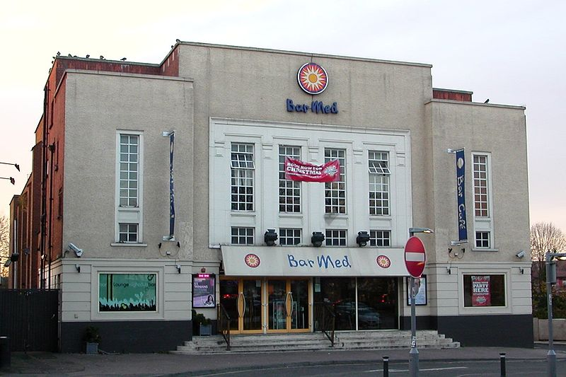 File former embassy cinema high street crawley for Consul high availability