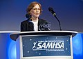 Former First Lady Rosalynn Carter Receives SAMHSA Lifetime Leadership in Behavioral Health Award (5080470557).jpg